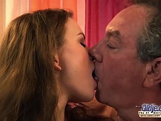 Grandfather, Tight, Virgin, Fingering, Cumshot, Old, Pussy
