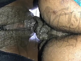 Clit, Ass, Masturbation, Tribbing, Black, Pussy, Fetish